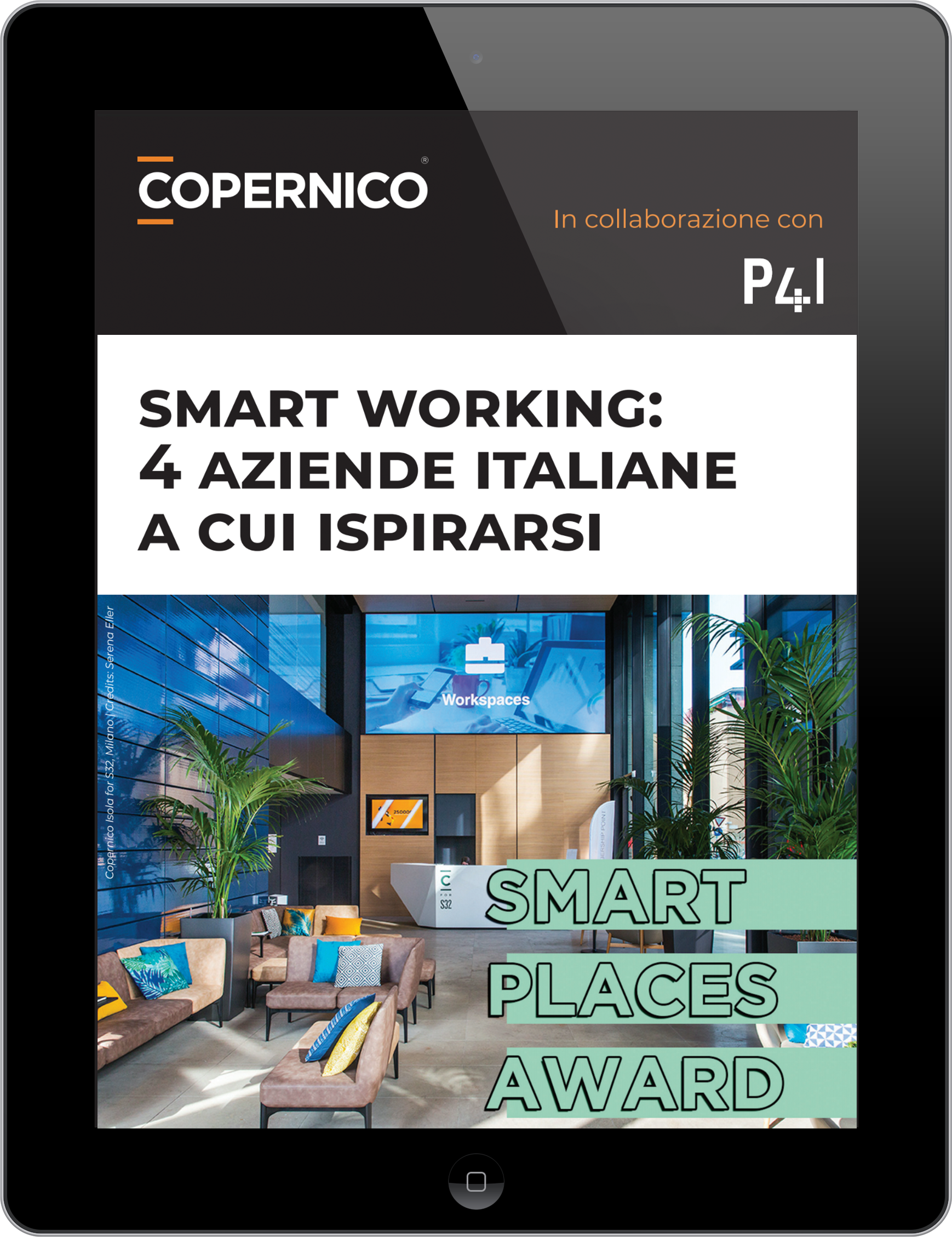 copernico smart places award